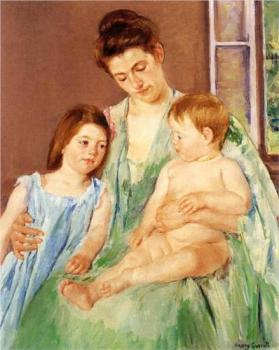 Cassatt_young_mother_and_two_children