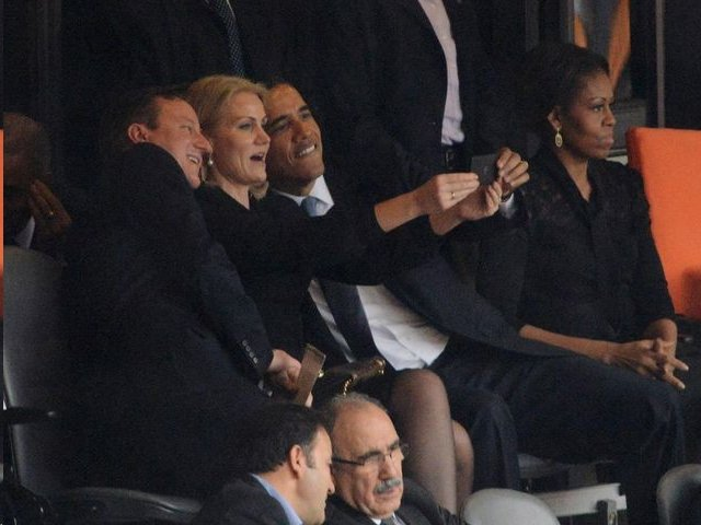 Obama offers lessons in decorum, flawless judgment ...