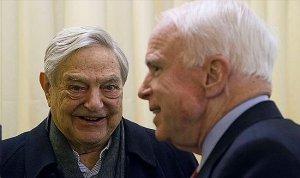 George_Soros_John_McCain