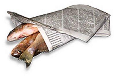 Fish Wrap Haranguers Carp At Independents Again Seeing