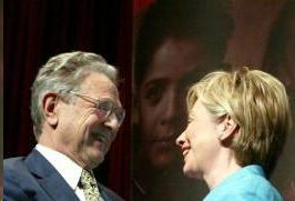 Soros_and_Hillary