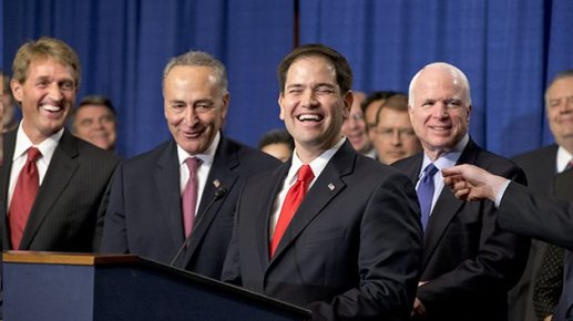 AZ US Senate race: Rubio's duplicity rears his phony McHead